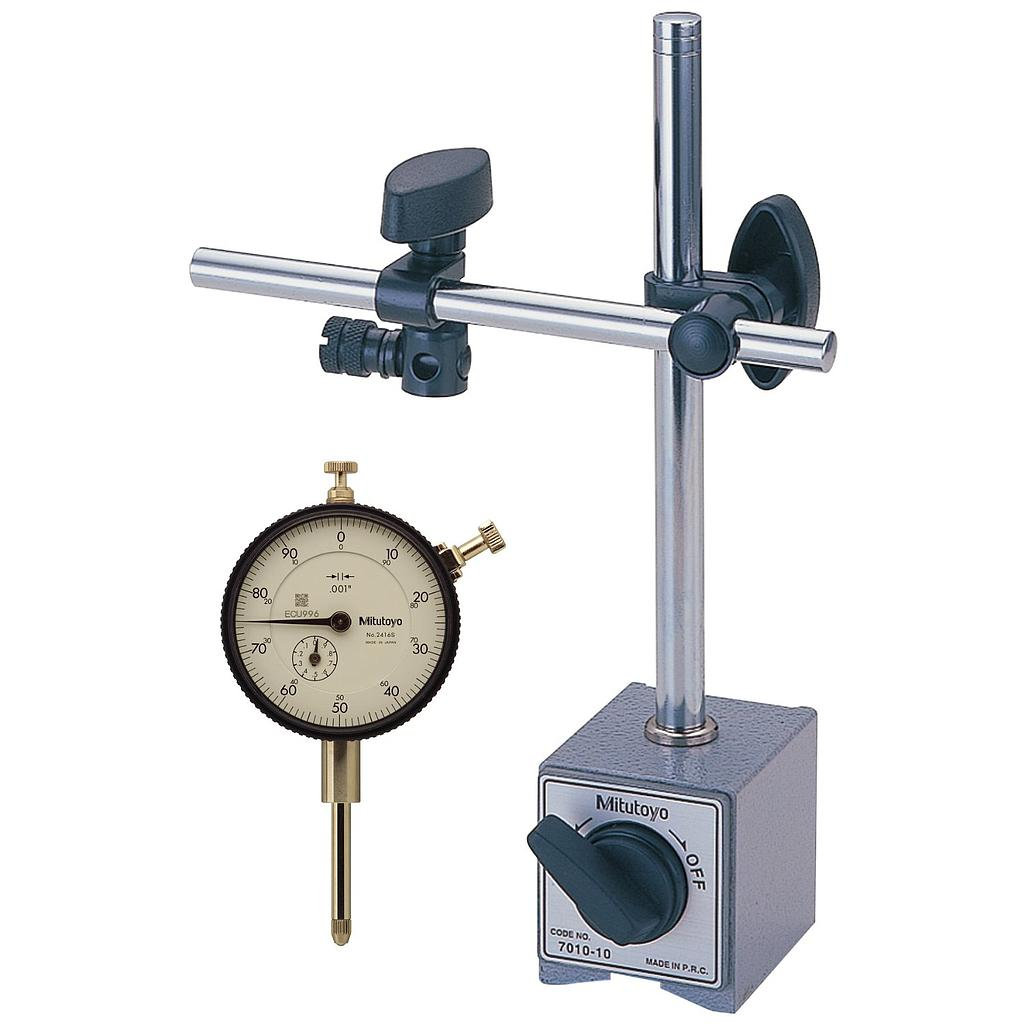 Dial Gauges & Magnetic Base