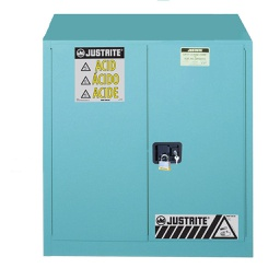 Justrite Corrosive Safety Cabinet