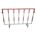 Metal Road Barriers