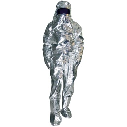 Aluminized Heat Protection Suit